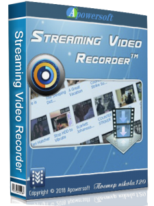 Apowersoft Streaming Video Recorder 6.4.6 (2018) PC