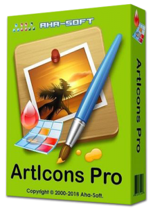 ArtIcons Pro 5.51 (2016) PC | RePack by KpoJIuK