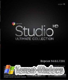 Pinnacle Studio Ultimate 14.0.0.7255 (2009)