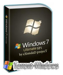 Windows 7 Ultimate SP1 (x64) Ultimate™ Edition by eXtendeD projecT 7601.17514 1 x64