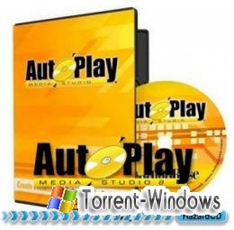 AutoPlay Media Studio 8.0 Rus