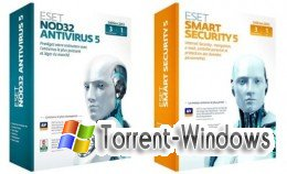 ESET NOD32 Antivirus & ESET Smart Security 5.0.93.15 Final (2011)