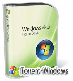 Windows Vista Home Basic не знаю SP1 x86+x64