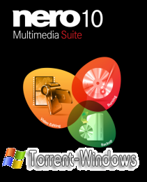 Nero Multimedia Suite Lite 10.0.13100 (2011) PC | RePack от MKN