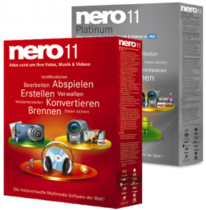 Nero Multimedia Suite 11.0.15500 Lite + Portable
