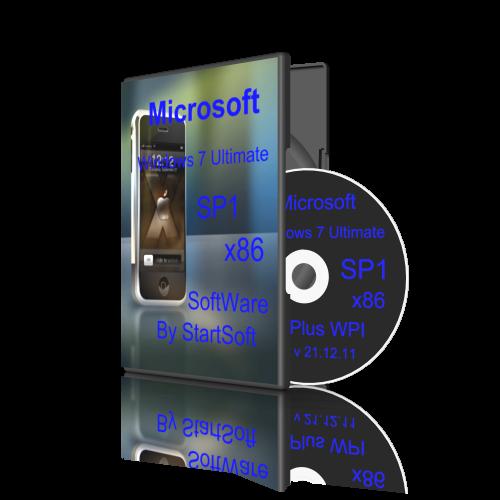 Windows 7 Ultimate SP1 WPI x64 By StartSoft v …