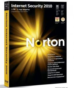 Обзор Norton Internet Security 2010