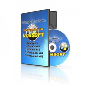 Windows 7 (x86x64) UralSOFT v.1.5.12 (2012) Русский