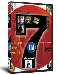 "Microsoft Windows 7 Ultimate SP1 x86-x64 RU Lite ""LM"" Update 120221"