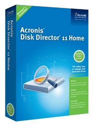 Acronis Disk Director 11 Home v 11.0.2121 Final (2010) Английский