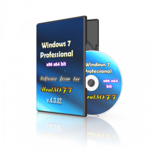 Windows 7 (x86/x64) Professional UralSOFT v.4.3.12 (2012) Русский