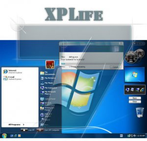 XPLife 7 Final Megapack (2012) Русский
