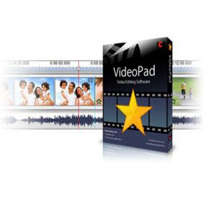 VideoPad Video Editor Professional 2.41 Portable (2011) Английский