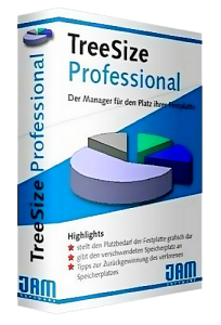 TreeSize Professional v5.5.5.816 Final Retail + Portable (2012) Русский