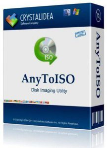 AnyToISO Converter Professional 3.4 Build 442 (2012) Русский