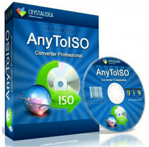 AnyToISO Converter Professional 3.4 Build 443 (2012)