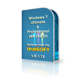 Windows 7 (x86 x64) Ultimate & Professional UralSOFT v.8.1.12 (2012) Русский