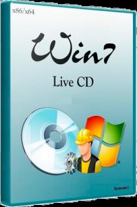 Win7 Live CD x86/x64 by Xemom1 (06.08.2012) (x86+x64) (2012) Русский + Английский