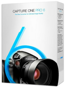 Phase One Capture One PRO v6.4.3 Build 58953 RePack (2012) Русский + Английский
