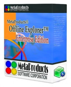 MetaProducts Offline Explorer Enterprise 6.4.3842 Final/Portable/PortableAppZ (2012) Русский присутствует
