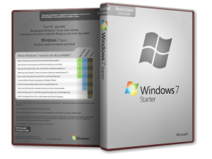 Windows 7 Starter SP1 Lite & SM 121004 (32bit) (2012) Русский (BY WT.net)