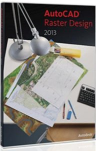 Autodesk AutoCAD Raster Design 2013 x32 x64 ( English ) (2012)