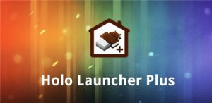 Holo Launcher Plus & HD Plus 2.0.1[Android 2.2+, RUS]