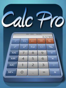 [SD] Calc Pro - The Top Mobile Calculator [4.0.0, Утилиты, iOS 5.0, RUS]