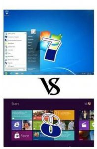 Windows 7 против Windows 8 тест / Windows 7 vs Windows 8 test ( DVDRip ) (2013) Русский