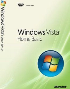 Microsoft Windows Vista HomeBasic SP2 x86-x64 RU SM VIII-XIII by Lopatkin (2013) Русский