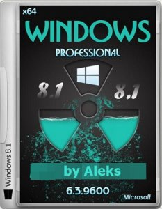 Windows 8.1 Professional by Aleks v.28.01.2014 (x64) (2014) Русский