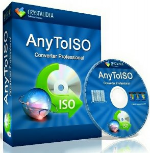 AnyToISO Converter Professional 3.5.2 Build 465 Portable by DrillSTurneR [Multi/Ru]