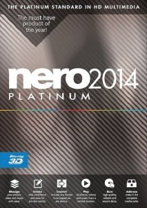 Nero 2014 Platinum 15.0.09300 RePack by D!akov [Multi/Ru]