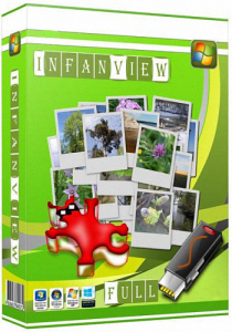 IrfanView 4.42.1 + Portable + PlugIns + Rus (x32+x64)