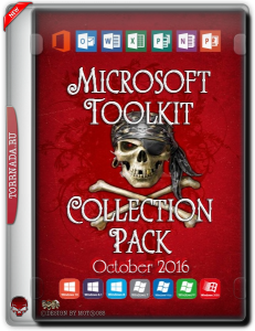 Microsoft Toolkit Collection Pack October 2016 / ~eng-rus~
