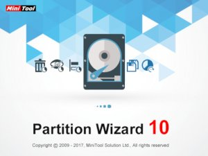 MiniTool Partition Wizard Technician 10.2.2 RePack by WYLEK [Ru]