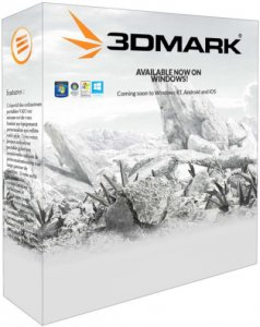 Futuremark 3DMark 2.3.3682 Professional Edition RePack by KpoJIuK