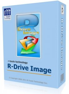 R-Drive Image Standalone | Technician | Commercial System Deployment | OEM kit | Home 6.1 Build 6105 [Multi/Ru]