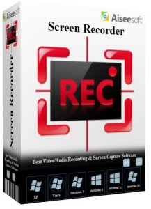 Aiseesoft Screen Recorder 2.1.6 (2018) PC | RePack & Portable by TryRooM