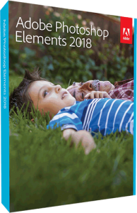 Adobe Photoshop Elements 2018 (v16.0) Multilingual