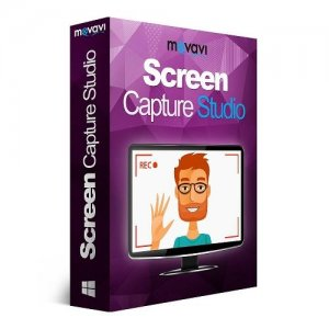 Movavi Screen Capture Studio 9.0.0 (2017) PC | RePack & Portable by TryRooM