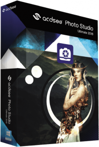 ACDSee Photo Studio Ultimate 2018 11.2.1309 [x64] (2017) PC | RePack by KpoJIuK