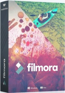 Wondershare Filmora 9.0.8.0 [x64] (2019) PC | RePack by elchupacabra