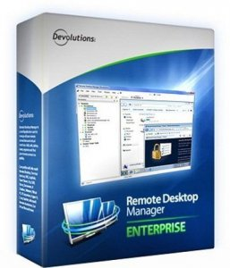 Remote Desktop Manager Enterprise 13.6.2.0 (2018) PC