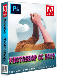 Adobe Photoshop CC 2019 20.0 (2018) PC | by m0nkrus