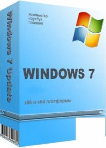 Windows 7 SP1 х86-x64 by g0dl1ke 19.11.15