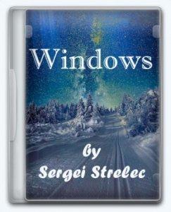 Windows 7 SP1 7601 (13in2) Sergei Strelec x86/x64