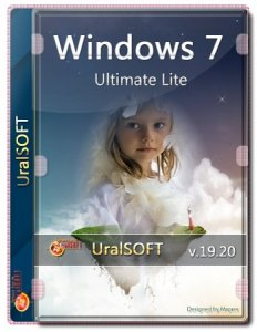 Легкая сборка Windows 7x86x64 Ultimate v.19.20 by Uralsoft