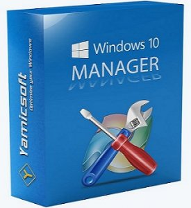 Windows 10 Manager  3.3.0.0 Final (2020)PC | RePack & Portable by elchupacabra