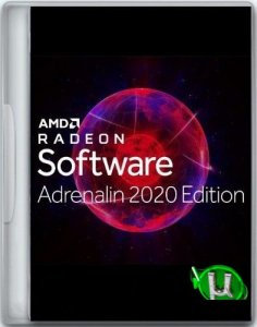 AMD Radeon видеодрайвер Software Adrenalin 2020 Edition 20.4.2 WHQL